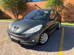Peugeot 207 XS 1.6 Sedan 2010 automático, top ABS , airbag , faroletes .completíssimo - 2010