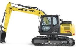 Escavadeira New Holland E 145 Evo Peso Op 13.080 kg 2020