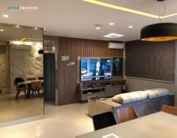 Apartamento Grand Arena Residence com 2 dormitórios à venda, 91 m² por R$ 750.000 - Jardim
