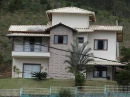 Casa com terreno/chácara linda no interior de Domingos Martins