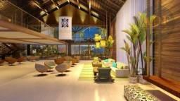 La Fleur Polinésia - Apartamento com 2 dormitórios à venda, 73 m² - Muro Alto
