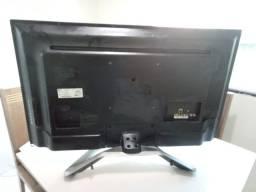 2 tvs, modelo LG e Sony