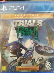 Trials rising ps4 lacrado