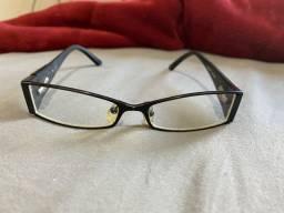 Armação de óculos guess