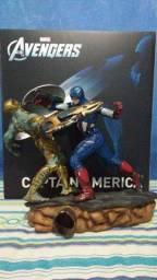 Capitão América 1/6 Iron Studios