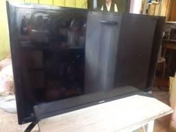 Tv Smart  sansumg 32 (tela quebrada )