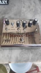 Pedal metal End