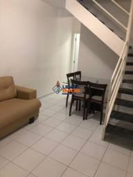 Casa no Papagaio, 2/4, Mobiliada, para Aluguel, Condomínio Azul Ville, em Feira de Santana
