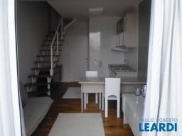 Apartamento para alugar com 1 dormitórios em Brooklin, São paulo cod:380507
