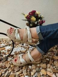 Sandalia de corda