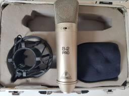 Microfone Condensador B-2 PRO Behinguer
