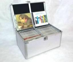 Coleção de cds de Roberto Carlos 41 cds
