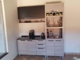 Armário completo de cozinha Itatiaia Jazz 3 peças