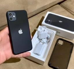 Iphone 11 BLACK 128GB C/ Garantia