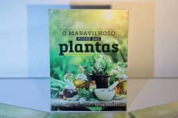 Maravilhoso Poder Das Plantas - Nota Fiscal, Original, Novo E Lacrado