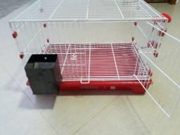 Gaiola Roedores Porquinho India Mini Coelho Hamster - Quatigua