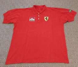 Camisa Polo Ferrari