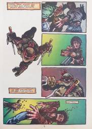 Cowabunga! Tartarugas Ninjas - 1990