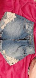 Vendo shorts n° 36
