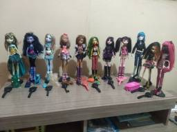 Bonecas monster high e erver afert high originais