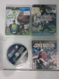 Jogos de PS3 - Original (Leia a descrição)