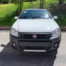 Fiat Strada cabine dupla Zeero 2020
