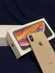 Vendo iPhone XS Dourado