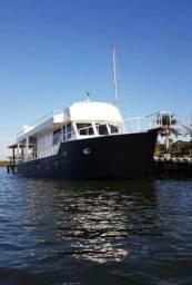 Barco Lancha Trawler