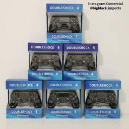 Controle PS4 Com Fio (Uso Apenas Com Fio) PS4 PS3 PC Temos Quantidade