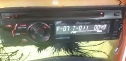 Toca CD Pioneer USB mp3 DEH com Sub...