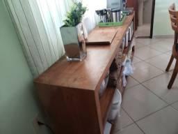 Aparador em madeira design Velha Bahia