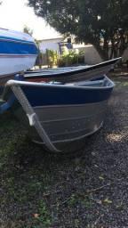Barcos de alumínio