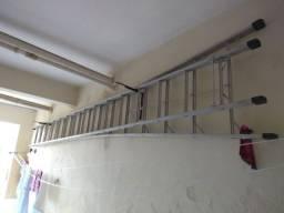 Escada de 15 degraus