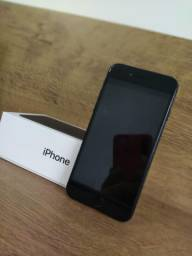 Iphone 7, 128gb, preto fosco, usado!