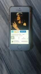 Vende-se um iPhone 5 s. 16 gigas super consevado