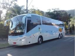 Ônibus Irizar Century no boleto