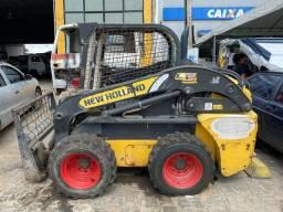 Bobcat new holland (mini carregadeira)