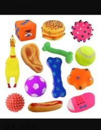 Brinquedos de borracha pra cães filhotes