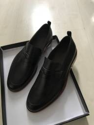 Sapato Masculino couro Legítimo luxo