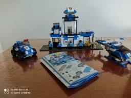 Brinquedo de montar Xalingo - Base Policial