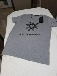 Camisa peruana elastano premium da Dolce & Gabbana P, M e G