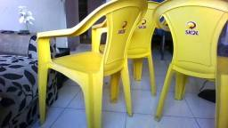 cadeira plástica Tramontina