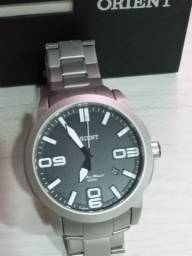 Luxuoso Relógio ORIENT Novo na caixa estudo troca