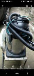 Vendo aspirador para água e pó . Detalhe está sem motor