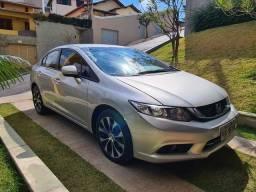 Honda Civic 2.0 LXR - automático (NOVÍSSIMO) 2015