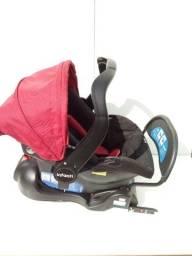 Título do anúncio: Bebê conforto com base isofix