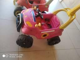 Carrinhos smart bandeirante pedal