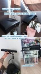 *VENDO* Xbox 360 com kinect e mais de 60, jogos