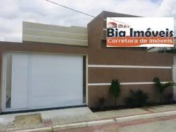 Casa nova Em Excelente Residencial / casa Linear em Campo Grande / 135 Mil de Entrada
