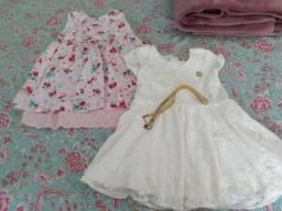 Vestidos Novos Infantis por único valor!